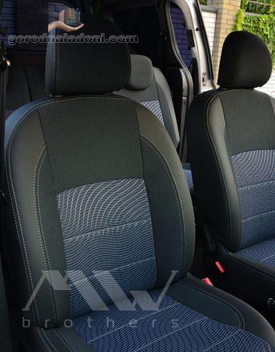 Комфортные чехлы для сидения на Renault.