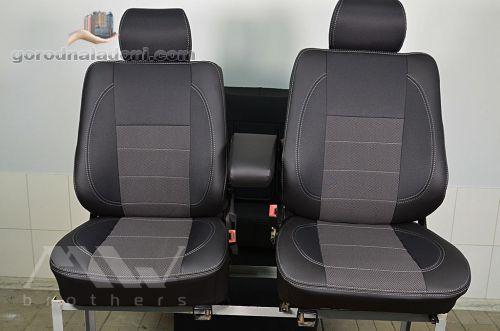 Автомобильные чехлы на сидения для Mercedes.
