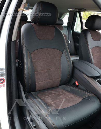 Модельные авто-чехлы для BMW X5 (F15) (2014-н.д.)