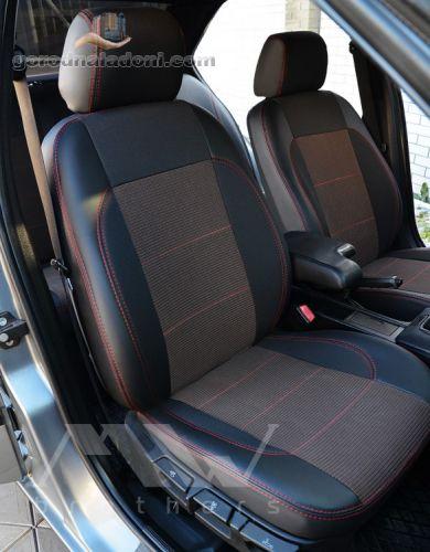 """Автомобильные чехлы для сидения от """"MW-Brothers"""" на BMW"""