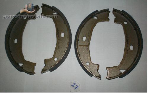 Колодки барабанного тормоза BMW 1, BMW 3, BMW Z4