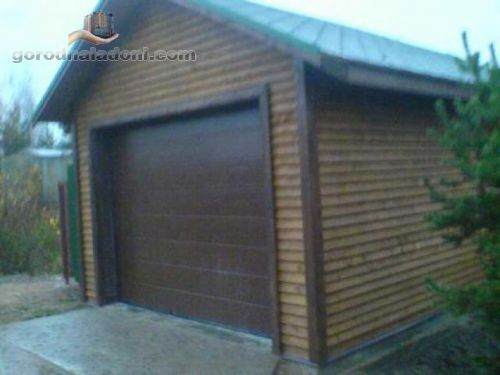 Строительство теплиц, гаражей, бытовок.