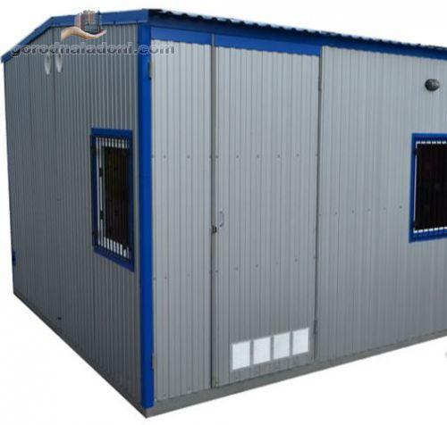 Блочно-модульные котельные мощностью от 100кВт до 10МВт на твердом топливе