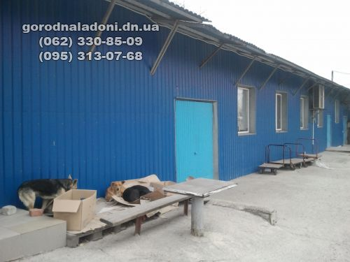 Сдам складское помещение с офисом в Ворошиловском районе
