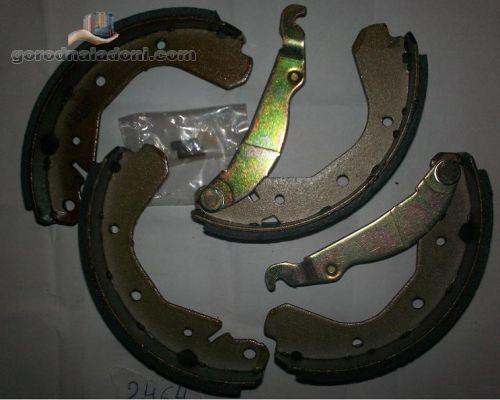 Колодки барабанного тормоза Opel Ascona, Kadett, Vectra A